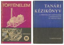 Unger Mátyás történelemtankönyve és tanári kézikönyve