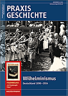 A Praxis Geschichte egyik száma