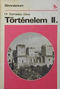 Dr. Eperjessy Géza tankönyvének borítója