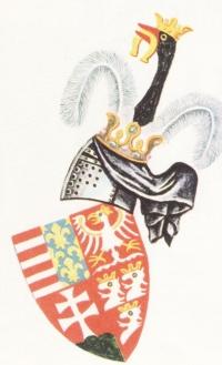 Anjou kori címer