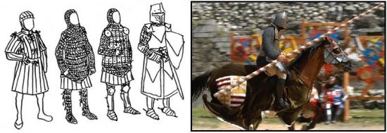 lovagi fegyverek