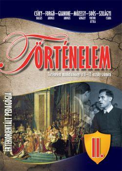 A 11–12. évfolyamnak szánt második kötet borítója