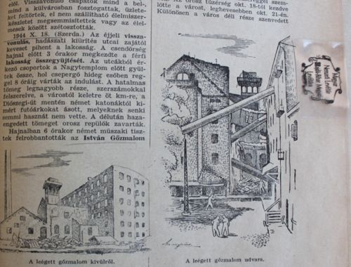 Debreczeni Képes Kalendáriom metszete