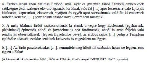Melléklet III. 7.