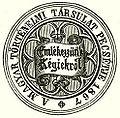 Magyar Történelmi Társulat címere
