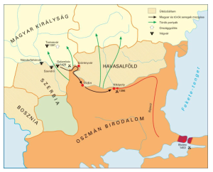 A Balkán Zsigmond uralkodása idején