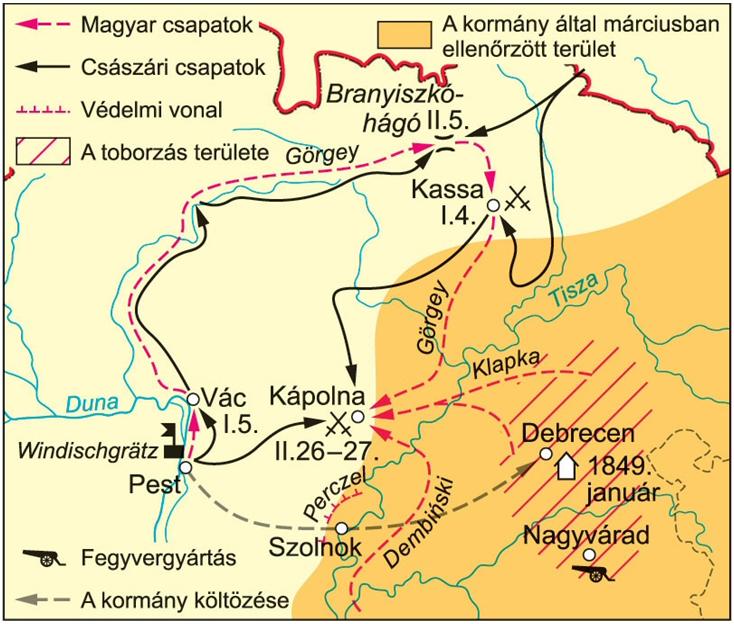 1. térkép
