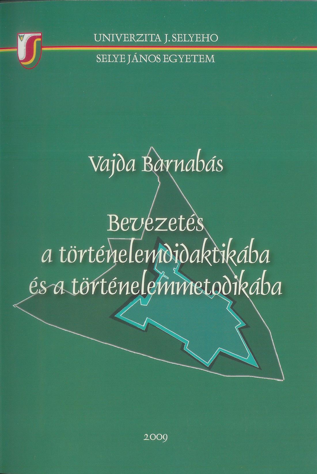 Vajda Barnabás könyve