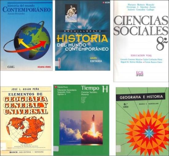 Spanyol történelem tankönyvek