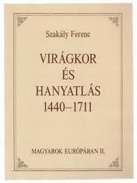 Szakály Ferenc művének borítója
