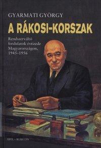 Gyarmati György könyvének borítója