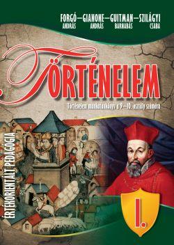 A 9–10. évfolyamnak szánt első kötet borítója