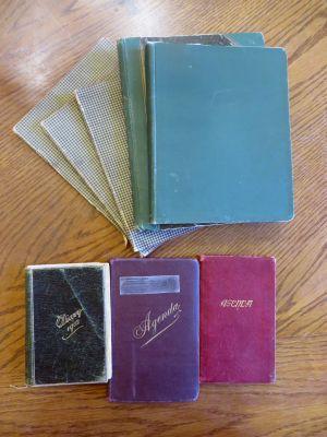 Vay Péter naplói és a Háborús évek füzetei