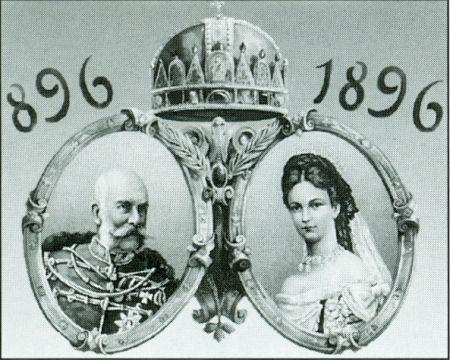 Ferenc József és Erzsébet királyné